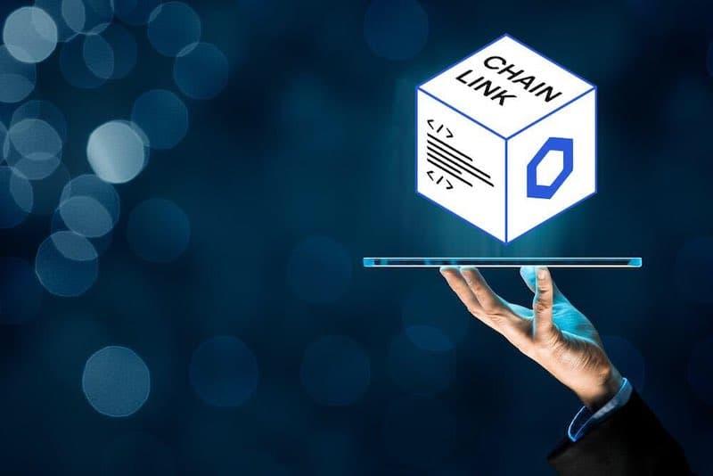 Chainlink Coinbase