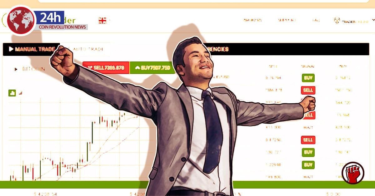 Ganhar dinheiro comprando vendendo bitcoins