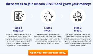 bitcoin circuit how to open account