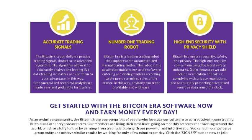 bitcoin era features