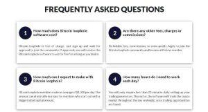 bitcoin loophole FAQ