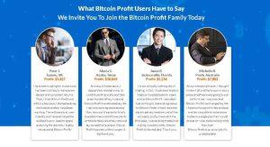bitcoin profit testemonial