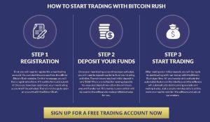 bitcoin rush homepage