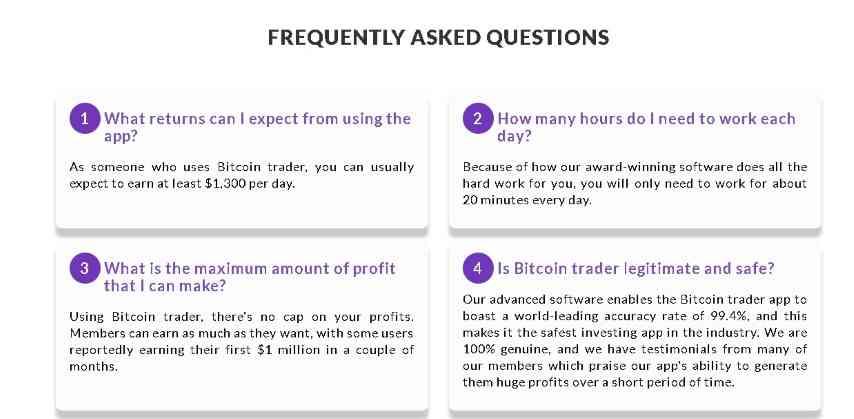 FAQ peniaga bitcoin