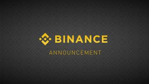 Binance hard fork on the 28th of August 2020