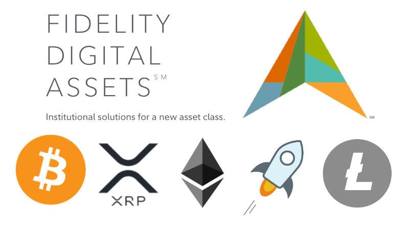 Fidelity Digital Assets department