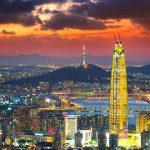 热水中的首尔区块链公司