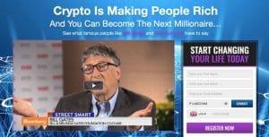 bitcoin evolution website