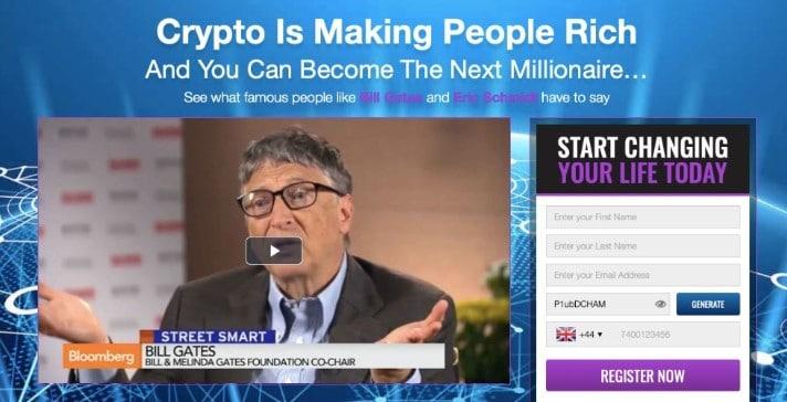 site de evolução bitcoin
