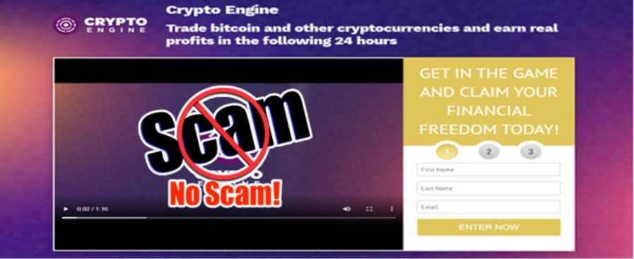 kripto motoru inceleme ana sayfası