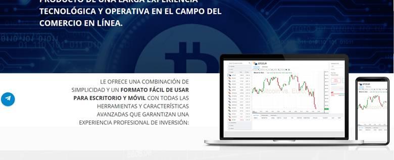 2Mercados Trading Platform