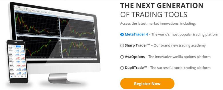 AvaTrade Automated Trading Tools