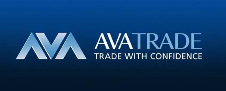 Logotipo de AvaTrade en azul