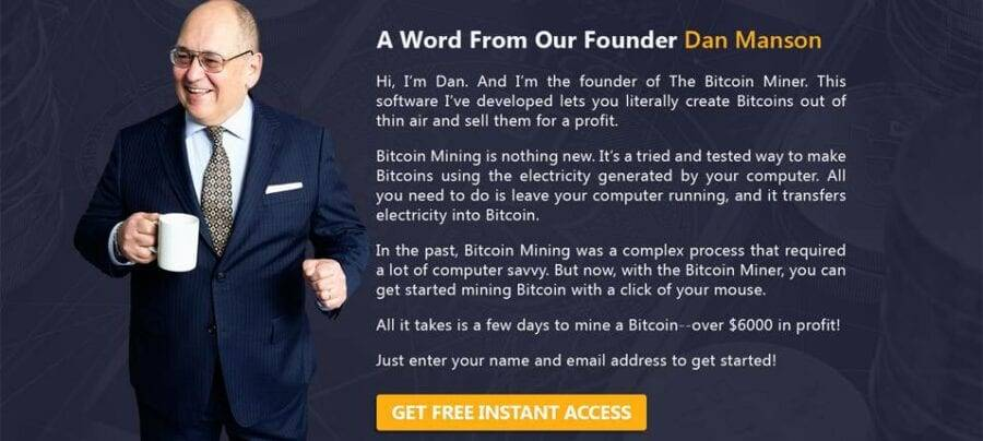Who is Behind Bitcoin Miner?