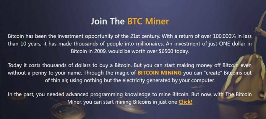 The Benefits of the BTC Miner Service
