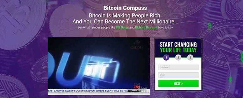 Bitcoin Compass - ¿Es legítimo este software comercial?