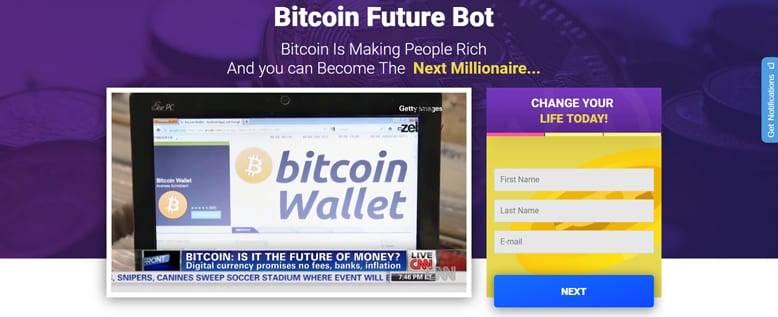 آیا نرم افزار Bitcoin Future قانونی است یا خیر