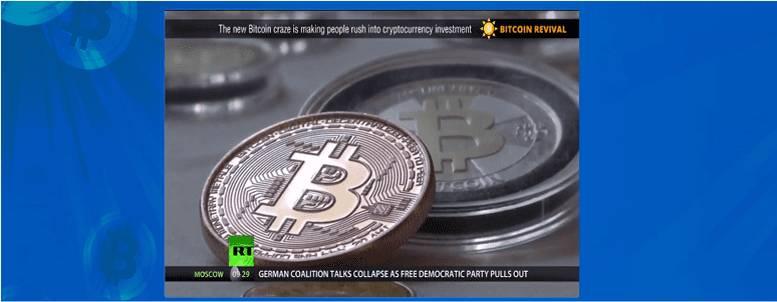Um teste da conta de demonstração Bitcoin Revival