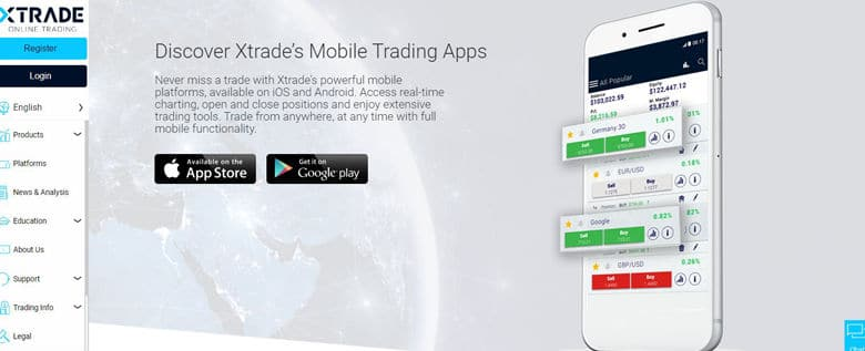 Xtrade Broker Review