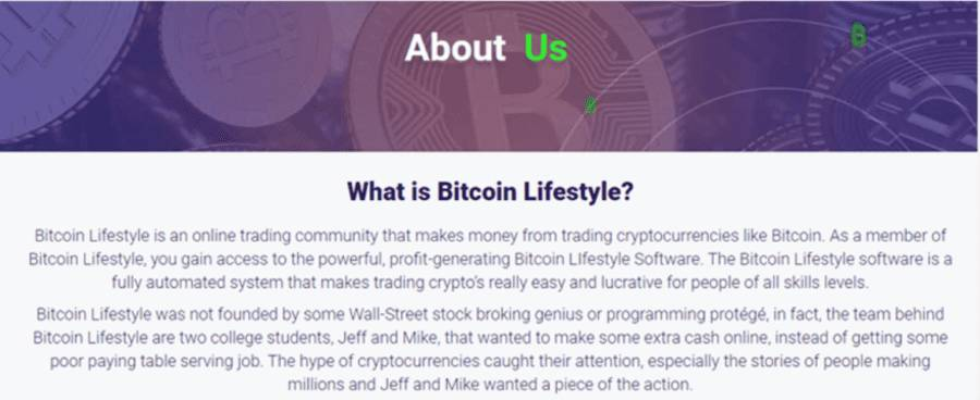 What is Bitcoin Lifestyle?