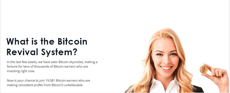 O que é o Bitcoin Revival System?