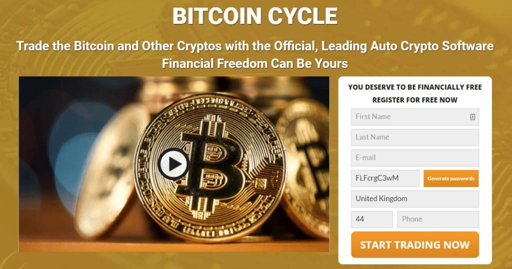 pagina del registro del ciclo bitcoin