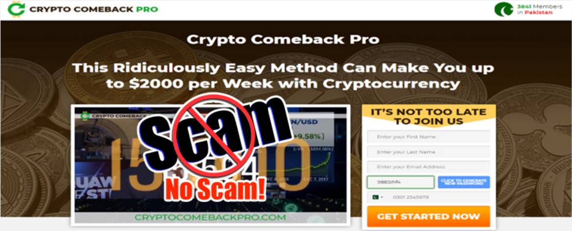 Review ng Crypto Comeback