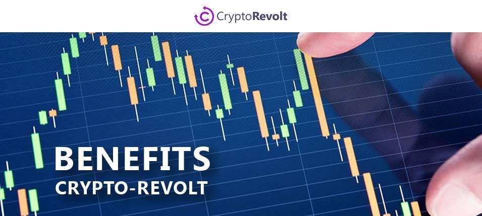 Os benefícios do uso de cripto-revolta