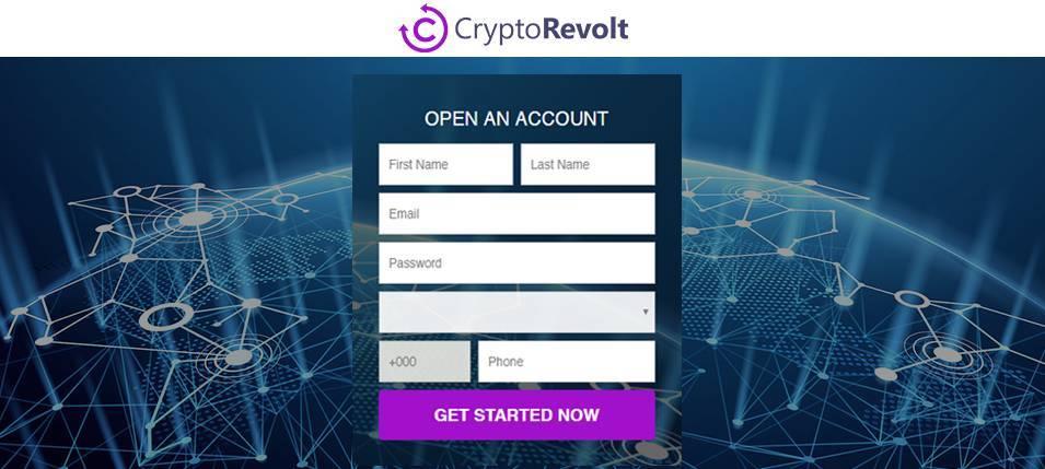 Crypto Revolt ile Başlayın
