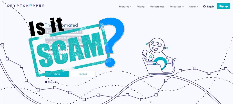 Is There a Cryptohopper Scam or Is It Safe?