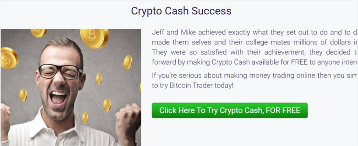 Success Rate of Crypto Cash