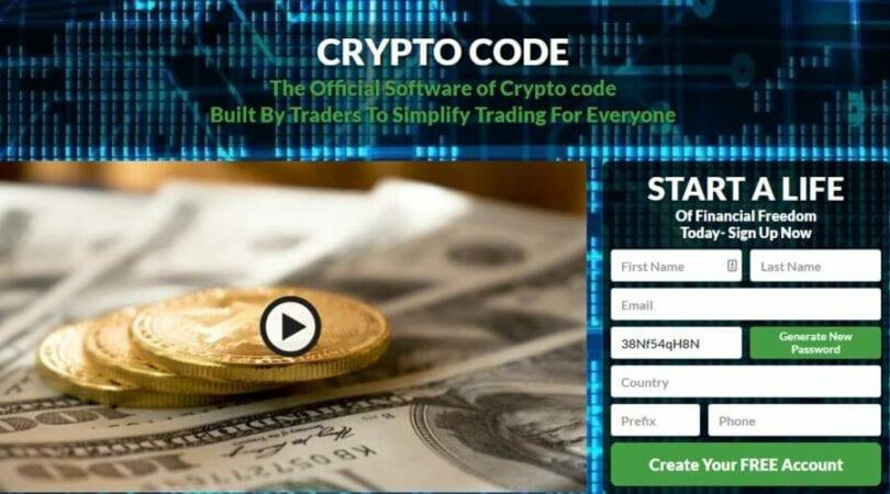 Crypto Code Site