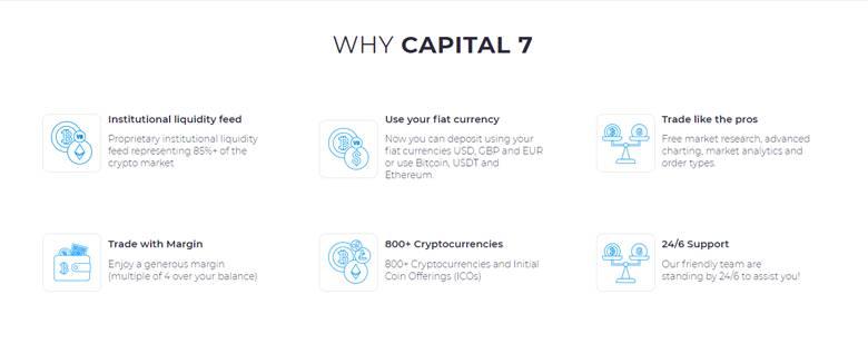 What Makes Capital Seven Unique?
