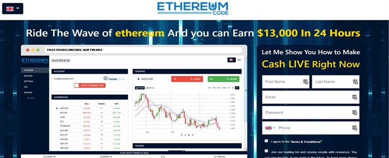 ¿Cómo funciona la plataforma de código Ethereum?