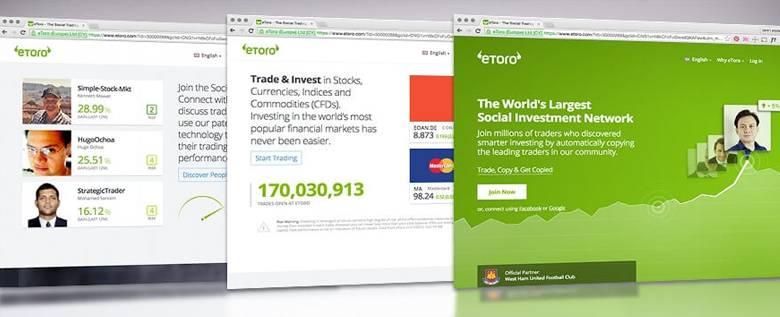 eToro - Account Types