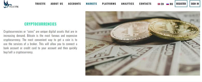 Réglementation TrustFX et sécurité des fonds