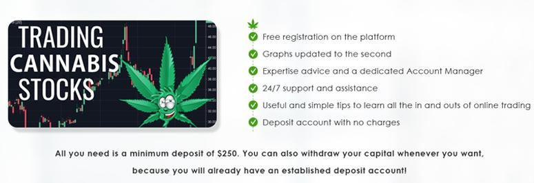 How Do I Join Cannabis Trader?