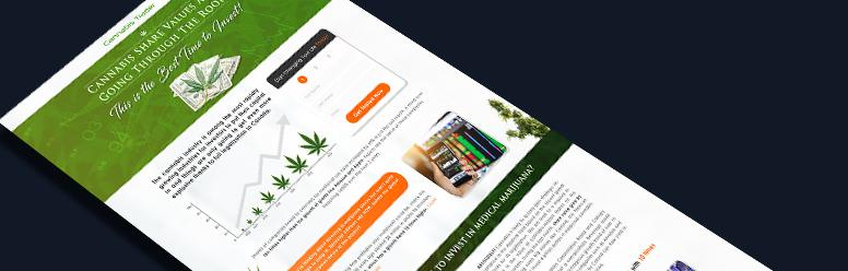 overview of cannabis trader website