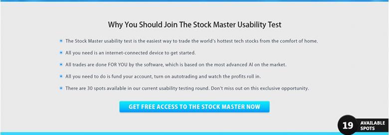 Ang Stock Master Legit ba?