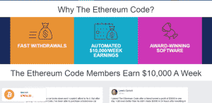 Why You Should Trade Cryptocurrency With The Ethereum Code Software