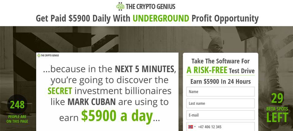 The Crypto Genius Review 2020 - Is Crypto Genius een scam