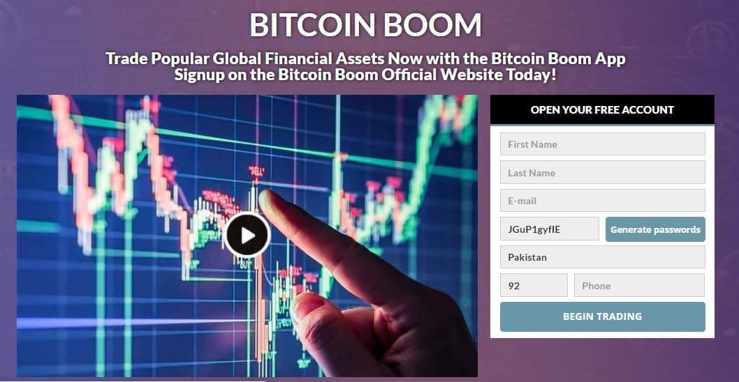 Auge de Bitcoin