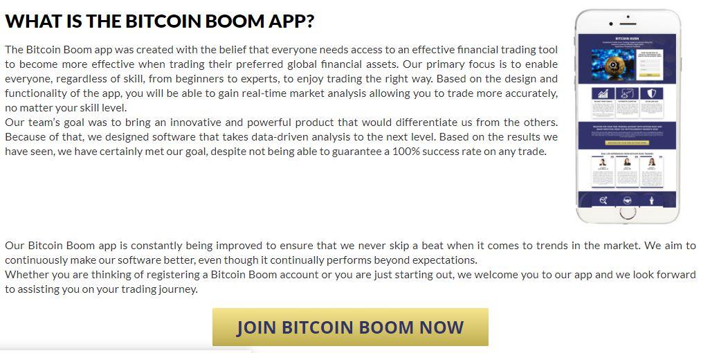 bitcoin boom sobre