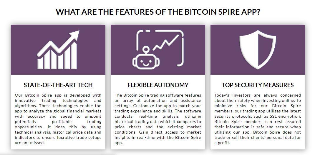 flèche bitcoin