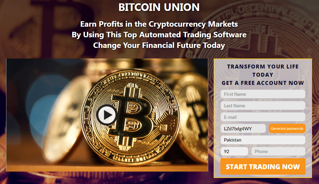 commercio automatico bitcoin