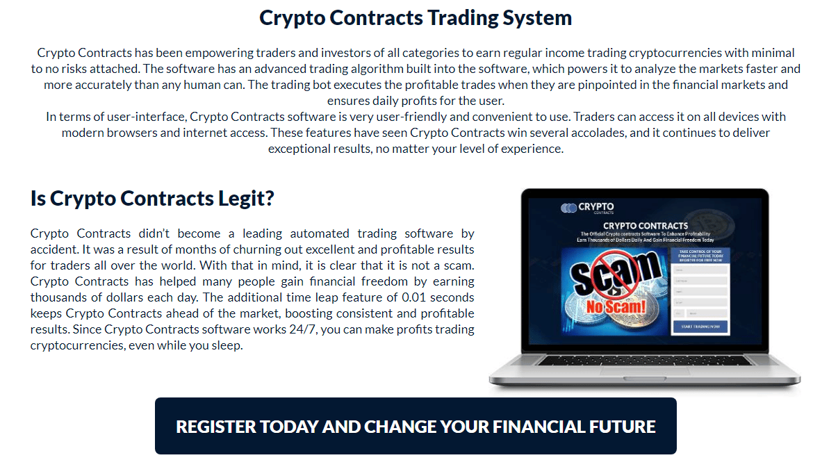 crypto contracts